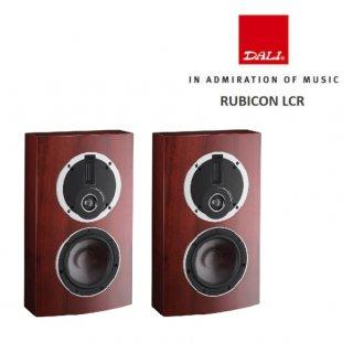 Dali Rubicon LCR, Rosso - Bassreflex Regal-/Surroundlautsprecher, Stückpreis