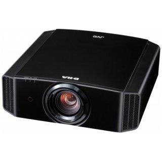 JVC DLA-X500RBE, Schwarz - D-ILA-Projektor incl. 2 x 3D-Brille und 3D-Sender, N1