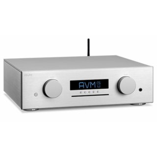 AVM EVOLUTION CS 5.2 - Compact Streaming CD-Receiver mit 2 x 330 Watt