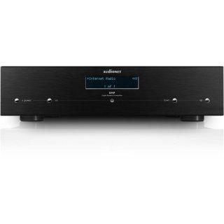 Audionet DNP mit blauem Display Netzwerkfähiger 2.2 Vorverstärker
