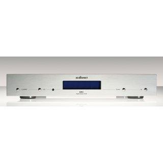 Audionet DNC mit blauem Display Netzwerkfähiger 2.0 D/A-Wandler