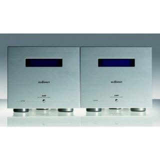 Audionet AMP - Mikroprozessorgesteuerter Mono-Leistungsverstärker, Paar