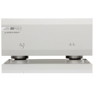 Musical Fidelity M1-PWR, Silber - Class D-Stereo Endstufe; N1 - UVP war 1149,00 €
