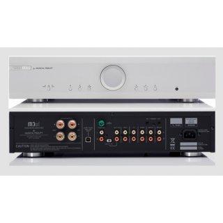 Musical Fidelity M3si, Silber - Stereo-Vollverstärker mit Phono MM-Anschluss