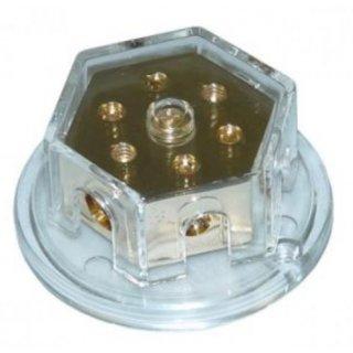 AIV 650335 Verteiler - Verteilerblock 2 x 25 qmm auf 4 x 10 qmm