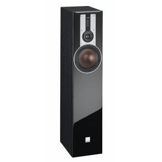 Dali Opticon 5, Schwarz Esche, Standlautsprecher, Stück UVP war 699 €