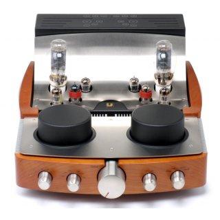 Unison Research Reference Pre - Doppel-Mono Class A Röhrenvorverstärker mit 2 getrennten Phono-Vorstufen (MM-MC)
