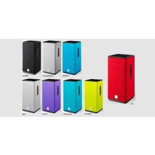 DALI KUBIK FREE, Rot - Aktivlautsprecher Bluetooth-Streaming, UVP war 769 €