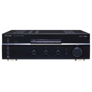 Sherwood AX-5505, Schwarz - Stereo-Vollverstärker mit 2 x 100 Watt / 8 Ohm, N3, UVP war 199.00€