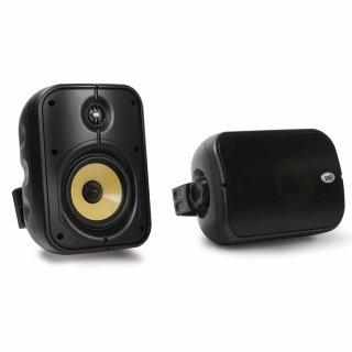 PSB CS500, Schwarz - Universal-/Outdoor-Lautsprecher, Paar