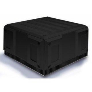 ISOTEK EVO3 Titan, Schwarz - Hochstrom-Netztfilter Direct-Coupled© Technologie für Audio- oder AV-Komponenten mit hohem Strombedarf