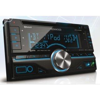 Kenwood DPX-7000DAB  Aussteller - 2DIN DAB+ USB Bluetooth iPod-Steuerung