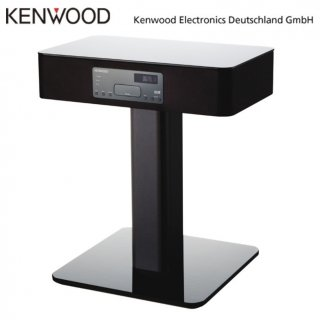 Kenwood C-BX3-B Schwarz  iPod / iPhone Dock Stereo System CBX3