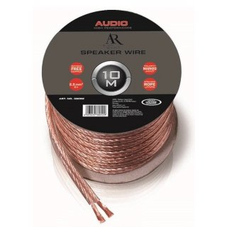 Acoustic Research SSW150-20 20,0 m NEU HighEnd 2x1,5 mm² LS-Kabel UVP Euro 39,99