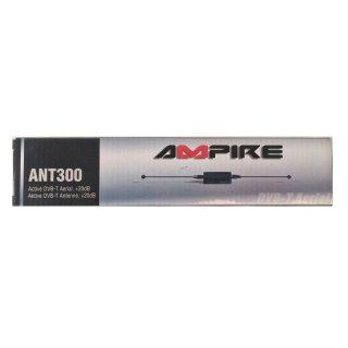 Ampire ANT 300 NEU DVB-T Fensterantenne Phantomeinspeisung F-Stecker, UVP 39,00€