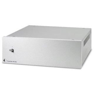 Pro-Ject Power Box RS Amp Silber NEU Netzteil Verstärker Box Design RS-Linie