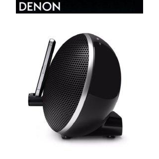 Denon DSD300 Cocoon Schwarz, Aussteller-N3 - iPod/iPhone-Dock AirPlay Internetradio