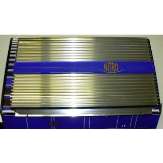 NITRO A450 Top 4 Kanal Endstufe A 450 4 x 50 Watt RMS