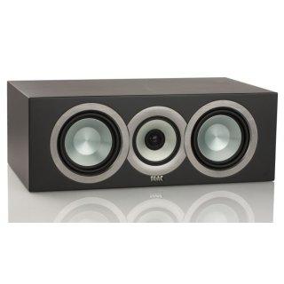 ELAC UNI-FI CC U5 Schwarz Matt 3-Wege Bassreflex Center-Lautsprecher