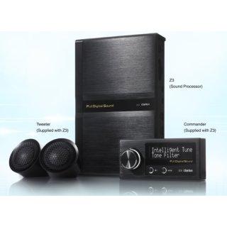 Clarion Z3 NEU Full Digital Sound-Prozessor Hochtöner/Bedieneinheit)  UVP 899
