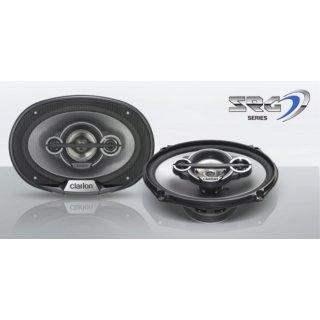 "Clarion SRG6943R 550 WATT Auto-Lautsprecher PKW 4-WEGE, 15 CM × 23 CM (6""×9"")   UVP 99"