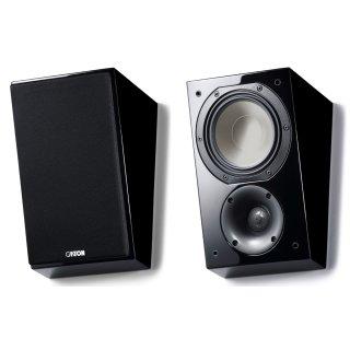 CANTON AR 500 Schwarz Hochglanz 2-Wege Dolby Atmos Lautsprecher, Paar UVP 798 €