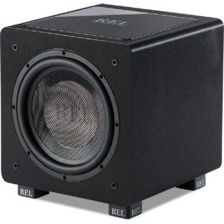 REL HT/1003 Schwarz - 300 Watt HighEnd-Subwoofer, UVP 599 €