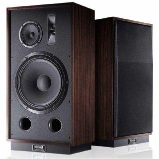 MAGNAT Transpuls 1500 Dark Wood Hochtonhorn 38 cm Tieftöner Stückpreis