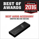 Emotiva BIG EGO DAC  32/384k USB Digital-to-Analog Converter