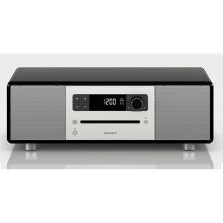 Sonoro sonoroSTEREO 2 Schwarz Hochglanz NEU CD USB Bluetooth DAB+/FM-Tuner