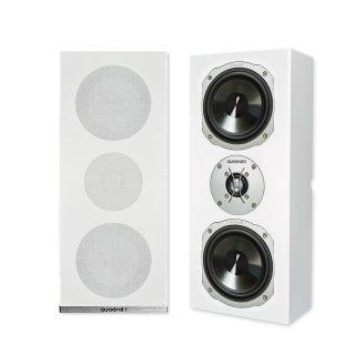 Quadral Phase 190 Weiß - Wand-/ Deckenlautsprecher, N1 - UVP 798,00 €/ Paar