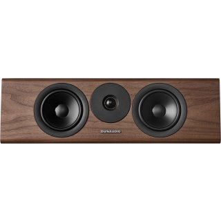 DYNAUDIO Evoke 25C Walnut 2,5-Wege Bassreflex Center-Lautsprecher