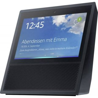 Amazon Echo Show Schwarz NEU - Smart Home