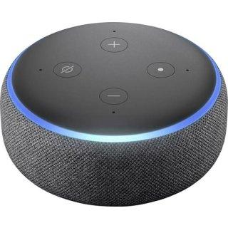 Amazon Echo Dot 3. Generation NEU Schwarz  -  Smart Home