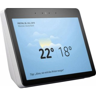 Amazon Echo Show 2. Generation Weiß NEU  -  Smart-Home